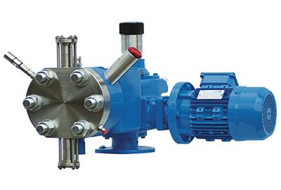 Watering Sistema de Dosificación de Químicos.