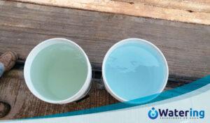 Watering Servicio industrial de Eliminador de Fierro y Manganeso